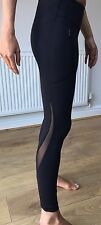 lululemon Black Leggings USA Size 6 Small/UK 10/eur 38