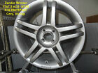 GENUINE ZENDER WINNER WHEEL 17x7.5 GREY 4x100 ALLOY RIM MAG SPARE