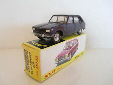 FRENCH DINKY 538 RENAULT 16 R16 MIB 9 EN BOITE MADE IN SPAIN VERY NICE L@@K