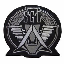 Stargate SG-1 Stargate Command Embroidered Patch