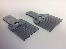 Crafting Bow Maker,set Of 2, Small Medium,made In The Uk,in Stock,light Grey.