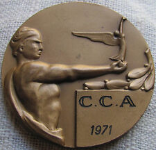 1971 C.C.A French Bronze Medal