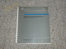 1984 Mercedes Benz 300SD 300 SD Electrical Wiring Diagram Troubleshooting Manual