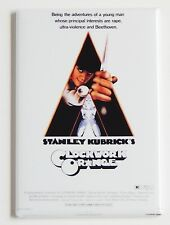 A Clockwork Orange FRIDGE MAGNET (2 x 3 inches) movie poster stanley kubrick