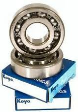 CR 85 CRANKSHAFT MAIN BEARINGS X2 [KOYO]