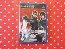 Vampire Night Playstation 2 PS2 in OVP mit Anleitung