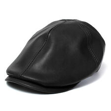 Mens Flat Golf Gatsby Newsboy Baker Beret Hat Casual Duckbill Driving Cabbie Cap