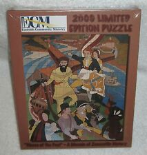 Zanesville Ohio Pieces of the Past Mosaic Puzzle 500 Pieces 2009 Limited Edition