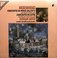 MINT SEALED LP Rodrigo Concierto En Modo Galante Enrique Batiz Angel DS-37877