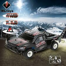 WLtoys A232 1/24 2.4G Electric Brushed 4WD RTR RC Car Short Truck L1E8