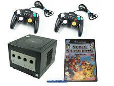# Nintendo GameCube Console con 2 Pad, elettricità, televisione via cavo, SMASH BROS. Melee