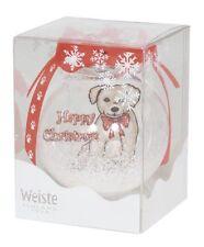 Weiste Feliz Navidad árbol De Perro Colgante Ornamento 23492