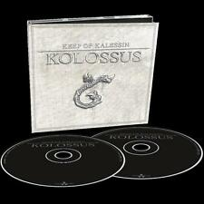 KEEP OF KALESSIN - Kolossus  [Ltd.CD+DVD]