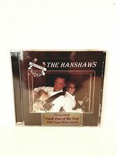 The Hanshaws David & Kelly (CD) 2007 by House of Ten Dogs Records (BRAND NEW)