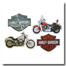 Harley-Davidson Motorcycles 12 Large Wallpaper Cut-Outs Scrapbooking Altered Art