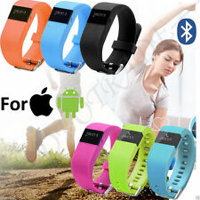 Smart Bluetooth Heart Rate Monitor Wrist Bracelet Watch for Android IOS iPhone