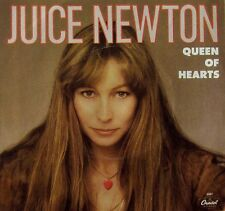 1981 Juice Newton 'Queen Of Hearts/River Of Love' #4997 Capitol 45 RPM NM