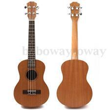Pro 26'' Inch Tenor Ukulele Uke Hawaii Guitar Sapele 18Fret Uklele Wooden NEW