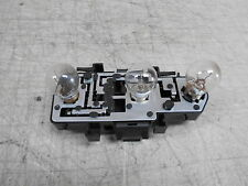2002 Audi A6 quattro Tail light Left driver side bulb sockets insert with bulbs