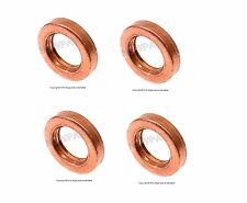 VW (96-06 TDI) Fuel Injector Seal (Copper) Lower (x4) D P H nozzle gasket washer