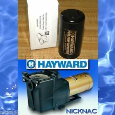 NEW HAYWARD OEM SUPER PUMP CAPACITOR 1 HP or 1.5 HP Max Flo pool parts repair