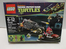 Lego #79102 Teenage Mutant Ninja Turtles Stealth Shell In Pursuit NIB 2013!
