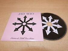 JAD WIO - HISTOIRE DE LILITH VON SIRIUS  !!RARE FRENCH PROMO CD!!!!!!!!!!!!!!!!!