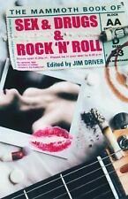 Mammoth Book of Sex, Drugs and Rock 'n' Roll-ExLibrary