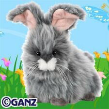 Webkinz Angora Bunny HM437 NEW with attached UNUSED code FREE Shipping!!!
