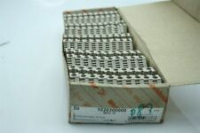 LOT OF 50 WEIDMULLER WDU-10 TERMINAL BLOCK *NEW IN BOX* ISO9001 10 102030000