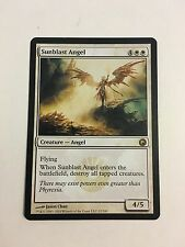 Sunblast Angel x1 Scars of Mirrodin MTG Magic Card Rare White Mint/NM