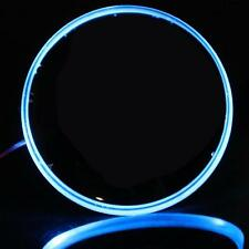 Blue Logo 82mm Decal Sticker Badge Emblem LED Light Lamp For BMW X3 X5 X6 Z4