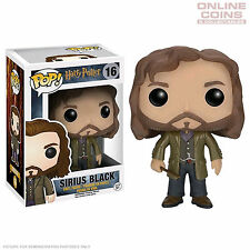 HARRY POTTER - SIRIUS BLACK - POP VINYL FIGURE - FUNKO - BRAND NEW IN BOX!