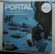 Portal: The Uncooperative Cake Acquistion Board Game