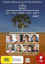 Who Do You Think You Are? - Series 7 DVD NEW