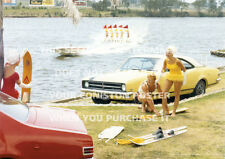HOLDEN HK MONARO GTS 327 SURFERS PARADISE A3 POSTER PRINT PICTURE PHOTO IMAGE