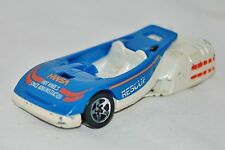1988 Hot Wheels Alien Speed Fleet Space Administration Rescue Car Malaysia