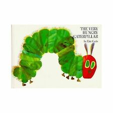 The Very Hungry Caterpillar by Eric Carle (1981, Hardcover)