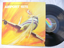 AIRPORT 1975 LP SOUNDTRACK mca 2583 N/M ..... 33 rpm