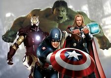 AVENGERS A3 RE POSITIONAL FABRIC POSTER