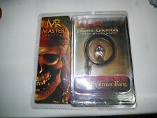 Pirates of the Caribbean DMC MASTER REPLICAS JACK SPARROW SKULL RING MR MOC