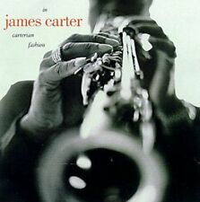 James Carter - In Carterian Fashion [New CD] Manufactured On Demand