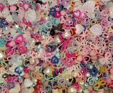 100-120 randomly selected DIY embellishments! decoden Cell cases, DIY,Deco,Nails