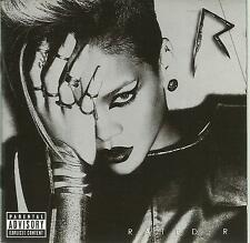 Rihanna: [Made in Singapore 2001 Version] Rated R        CD