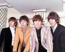 The Beatles Paul McCartney John Lennon George Harrison Ringo Starr Photo