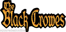 9386 Black Crowes IRON ON PATCH American Rock Band 1990's Music New