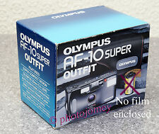 Olympus AF-10 Super compact camera with pouch boxed Mint