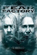 """FEAR FACTORY POSTER """"THE INDUSTRIALIST"""""""