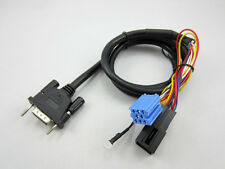 Cable For Yatour Audi/VW 8pin Connector Digital Music Changer and iPod adapter