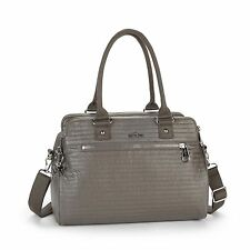 BNWT Kipling SUNBEAM Handbag/Shoulder Bag MISTY TAUPE Spring 2017 RRP £109
